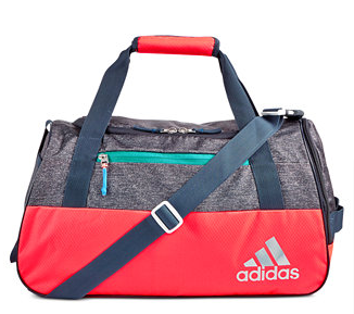 Adidas Squad 3 Duffle Bag 62 Your Water Bottle Is Something You Wont Want Rolling Around Or Leaking In This Has A Mesh Pocket