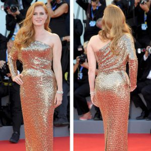 VENICE FILM FESTIVAL AMY ADAMS