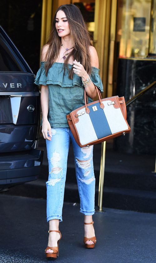 26e38a8a50d Look no further than these stunning looks spotted on Sofia Vergara