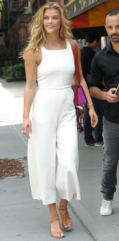Wear White After Labour Day Just Like These Stars Fashion