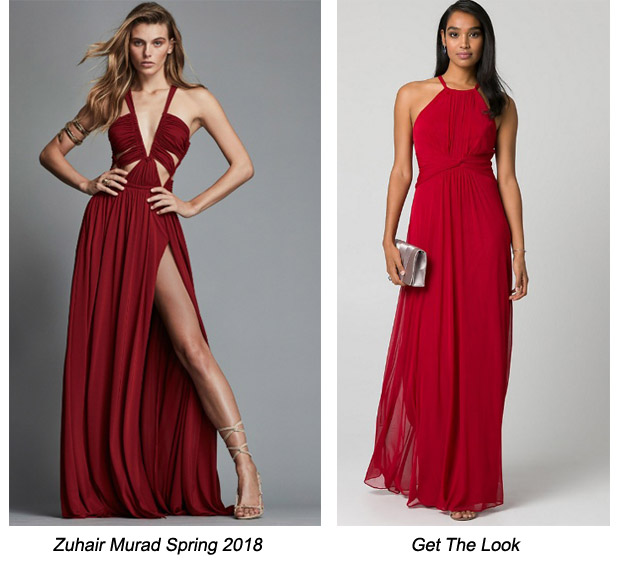 Spring 2018 Runway Inspired Prom Dresses | FASHION