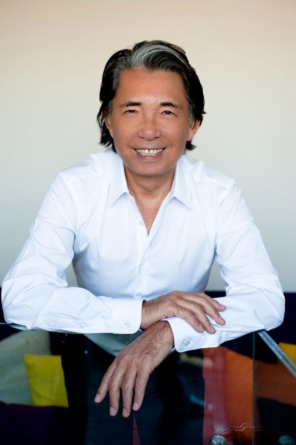 2de25115 Japanese Designer Kenzo Takada On Finding Harmony In Fashion | FASHION
