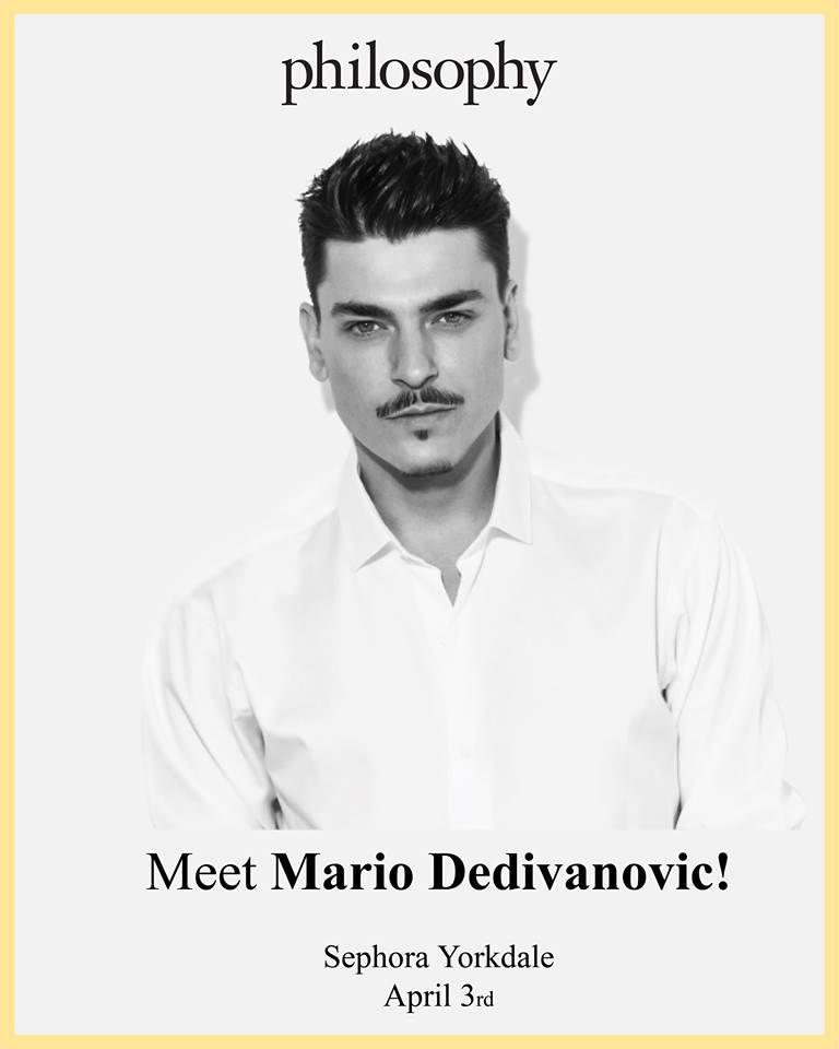 Mario Dedivanovic Hits Toronto April 3, 2019 | BEAUTY