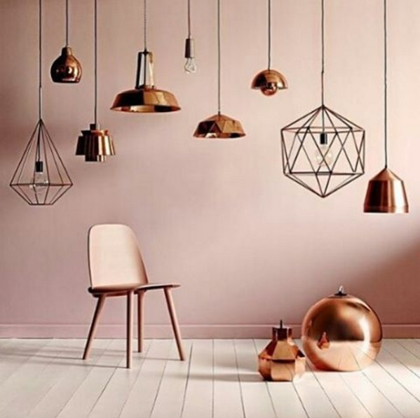 Bring Rose Gold Accents Into Your Home With These Tips Lifestyle