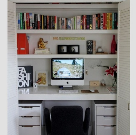Clever storage and space saving ideas for a small space lifestyle - Clever storage for small spaces pict ...