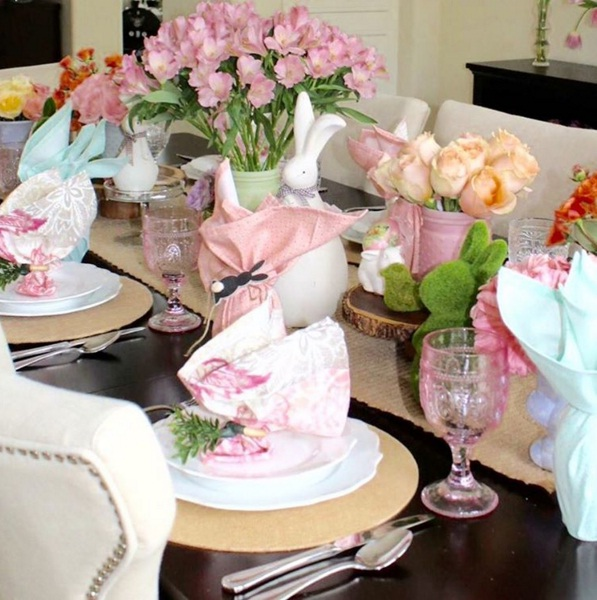 Seasons Of Home Easy Decorating Ideas For Spring: Adorable Easter Decorating Ideas To Bring Spring Home