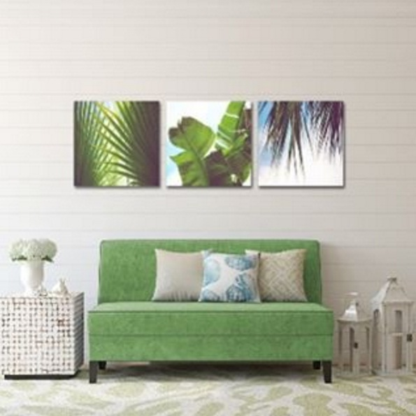 green tropical decor - Tropical Decor