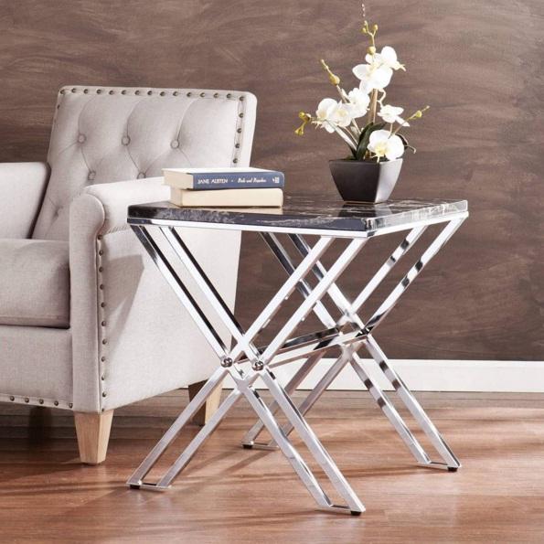 Stunning Silver Dcor The Latest Interior Design Trend