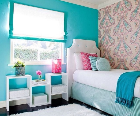 Infuse your home with cheery turquoise hues lifestyle - Turquoise decorations for home ...