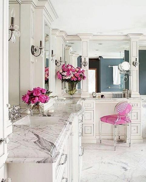 beautiful bathroom design ideas for spring 2016 | lifestyle Bathrooms 2016