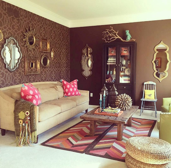 Decorate Your Space With Gorgeous Printed Area Rugs Here