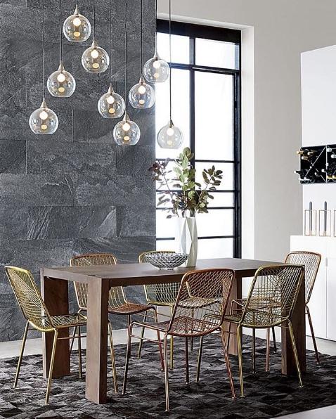 Inspirations Ideas Interior Design Trends Metallic: Fall 2016's Hottest Interior Design Trend Is Mixed