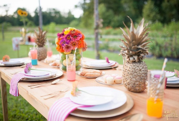 Master Backyard Garden Party Decor With These Tips Lifestyle