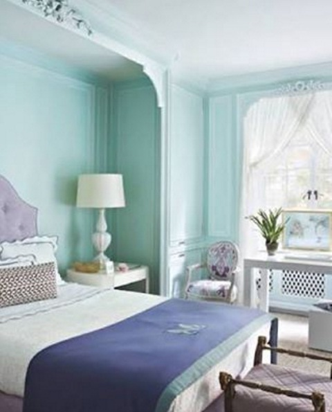 Bedroom Colours Blue Hardwood Bedroom Sets Unique Bedroom Ceiling Design Pastel Bedroom Curtains: How To Bring Parisian Inspired Interior Design Into Your