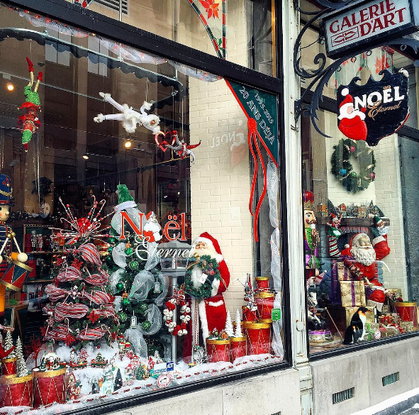 Christmas Decorations Store Vancouver: The Most Festive Holiday Storefronts Across Canada