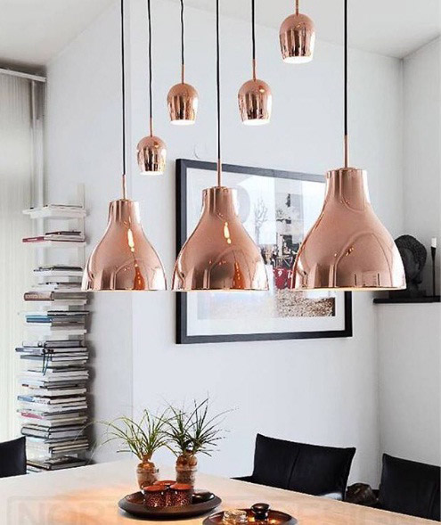 Pendant Lights Illuminate The Home As A 2017 Design Trend