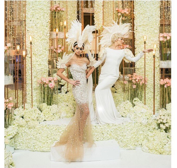 Bridal designer maria kamenskaya discusses spring 2017 wedding dcor bridal designer maria kamenskaya discusses spring 2017 wedding dcor trends junglespirit Gallery