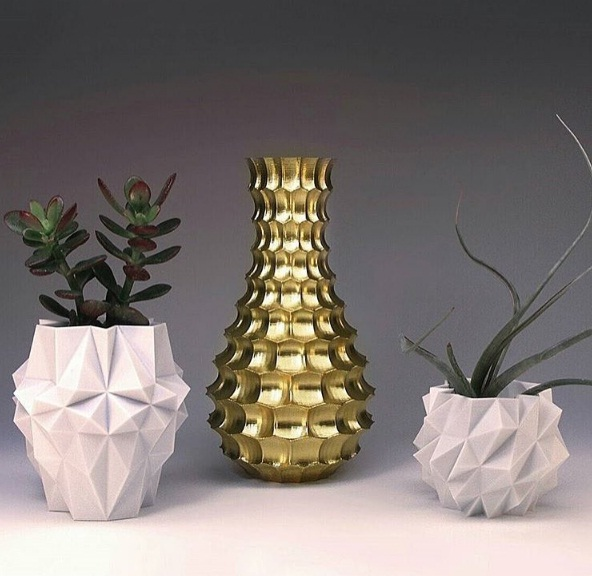 3-D Printed Décor Is The Future Of Interior Design