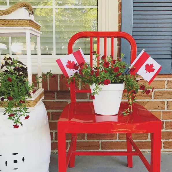 Canada Day Decorating Ideas For Canada S Big 150 Lifestyle