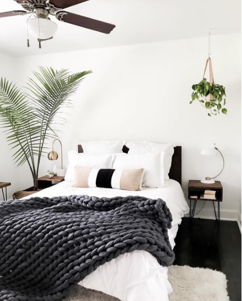 Easy Bedroom Decor Fixes For Fall 2017 Lifestyle