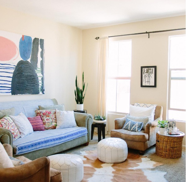 Accessorize Your Home With Cool Vintage Textiles | LIFESTYLE