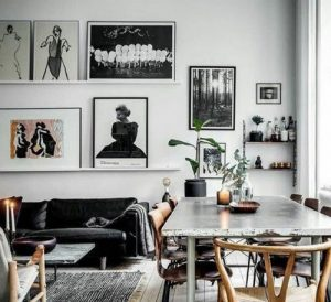 Scandinavian d cor is set to be a major 2018 design trend lifestyle - Timeless principles that you need to try out for your home decor ...