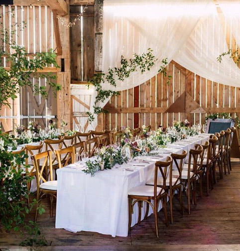 Images Of Rustic Wedding Venues: Rustic Country Wedding Venues Across Canada