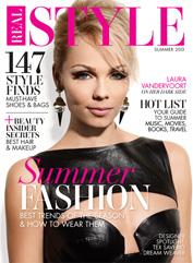 Real Style Magazine Summer 2013